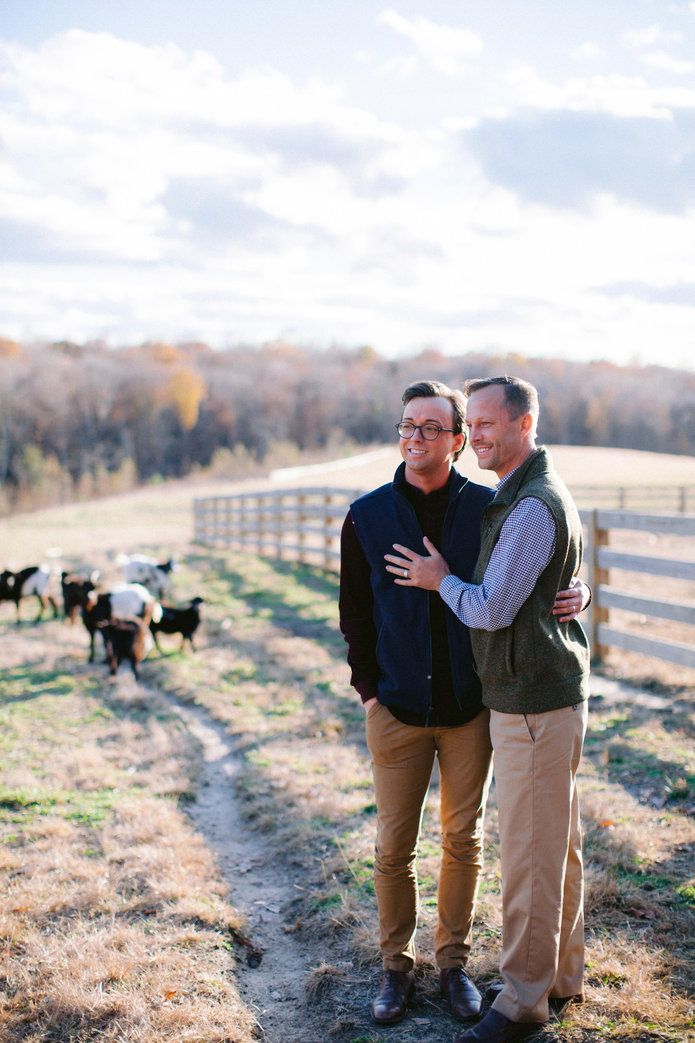 Aisle Society for Minted Farm Engagement Session Nikki Santerre (5)