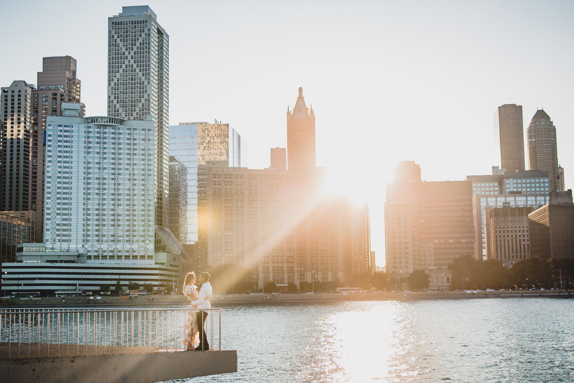 Aisle Society for Minted Skyline Engagement Session Rockland Rue (24)