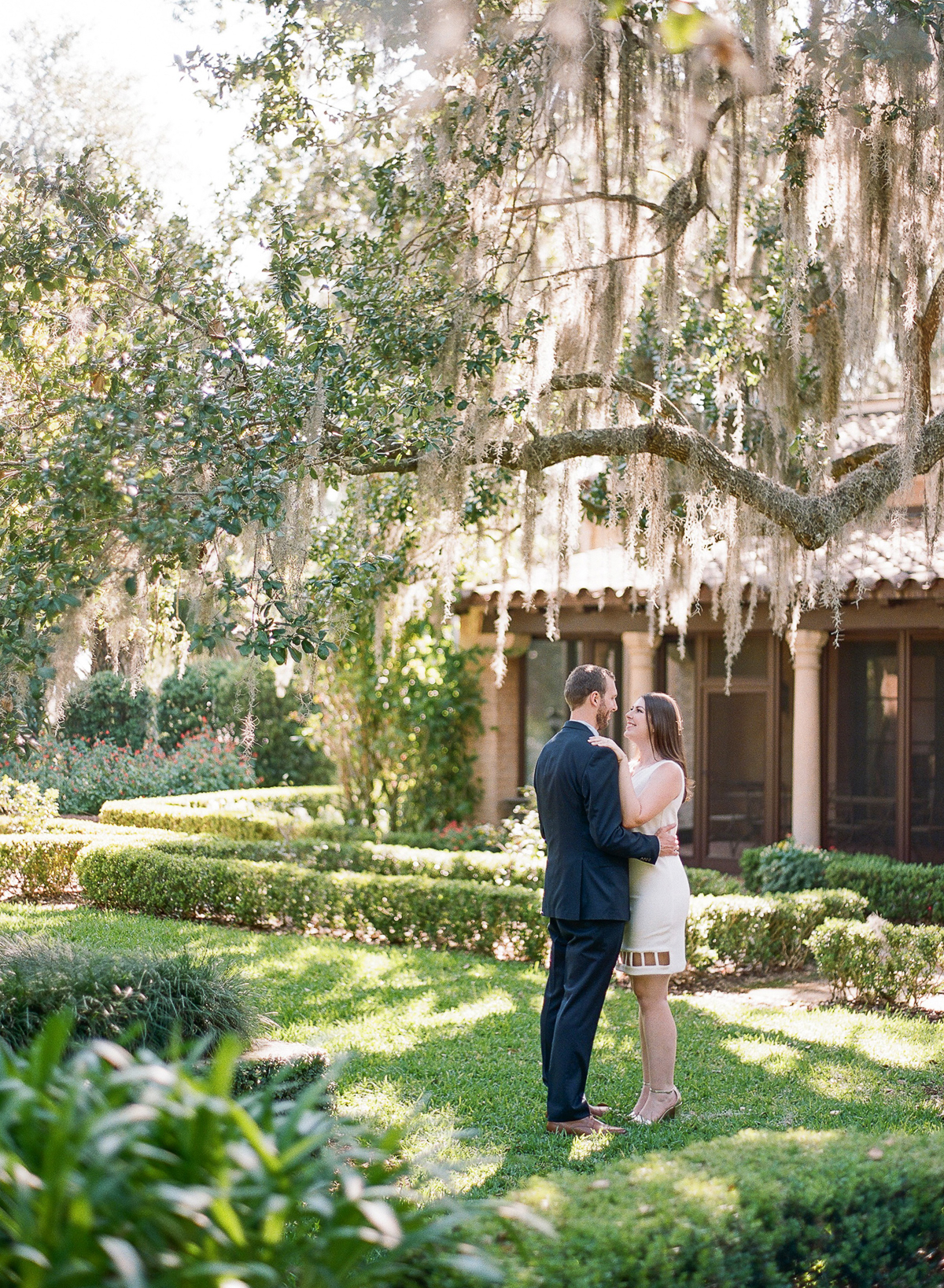 Timeless Florida Garden Engagement Session The Ganeys11