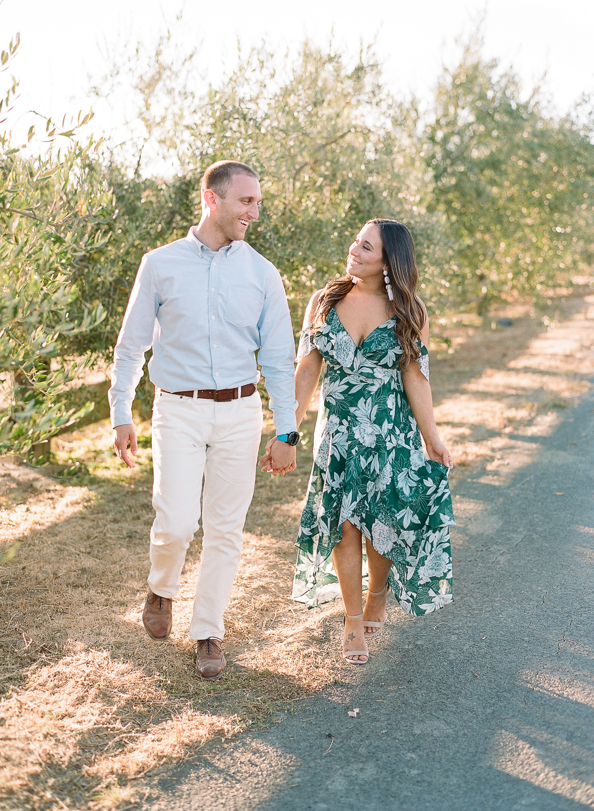 Castello di Amorosa Engagement Session in Napa The Ganeys13