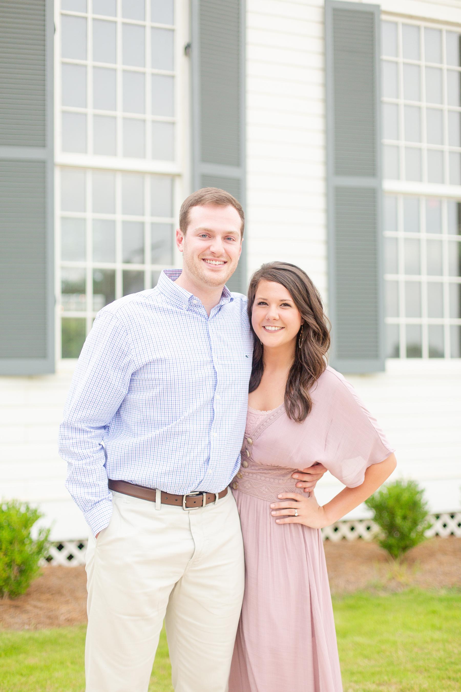 Hannah + Dustin | Engagement