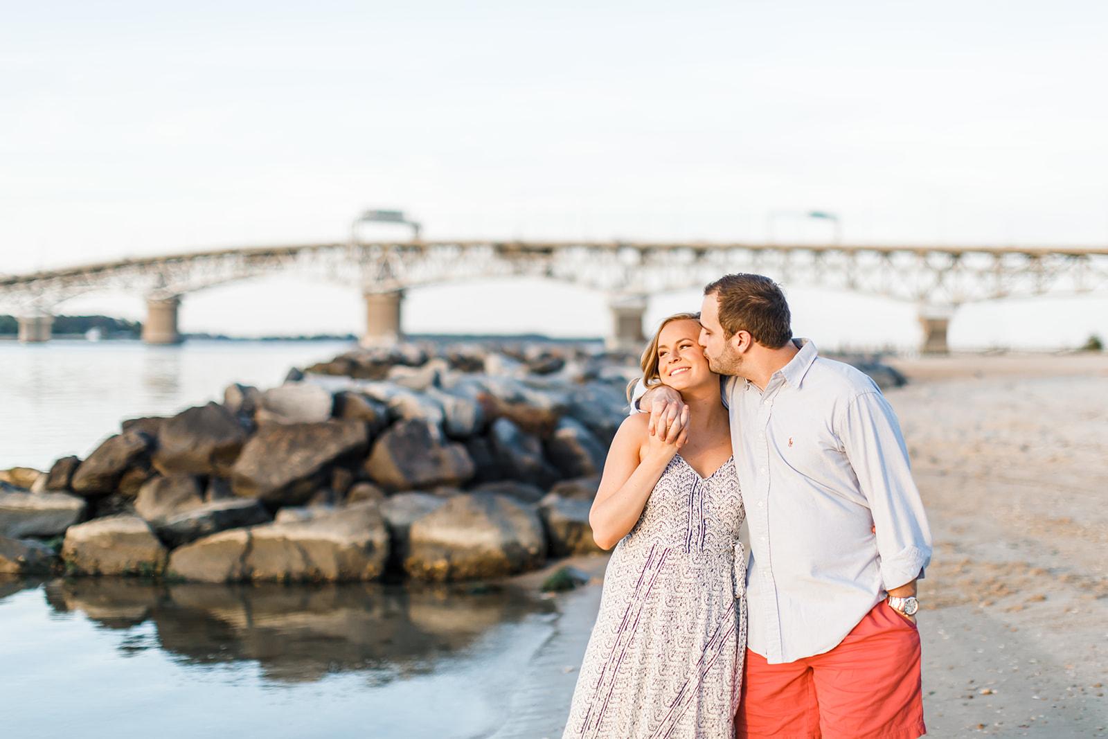 Heather & Trey, Engaged