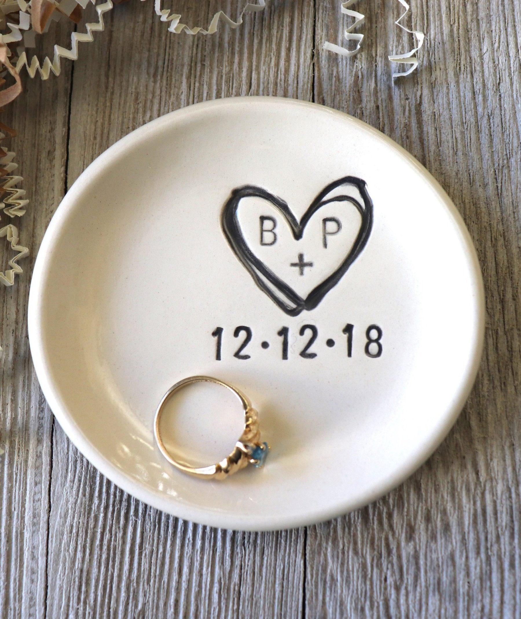 Heart Ring Dish