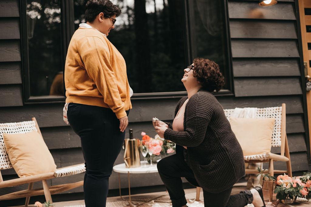Romantic Modern Cabin Proposal in Portland The Documentarist16
