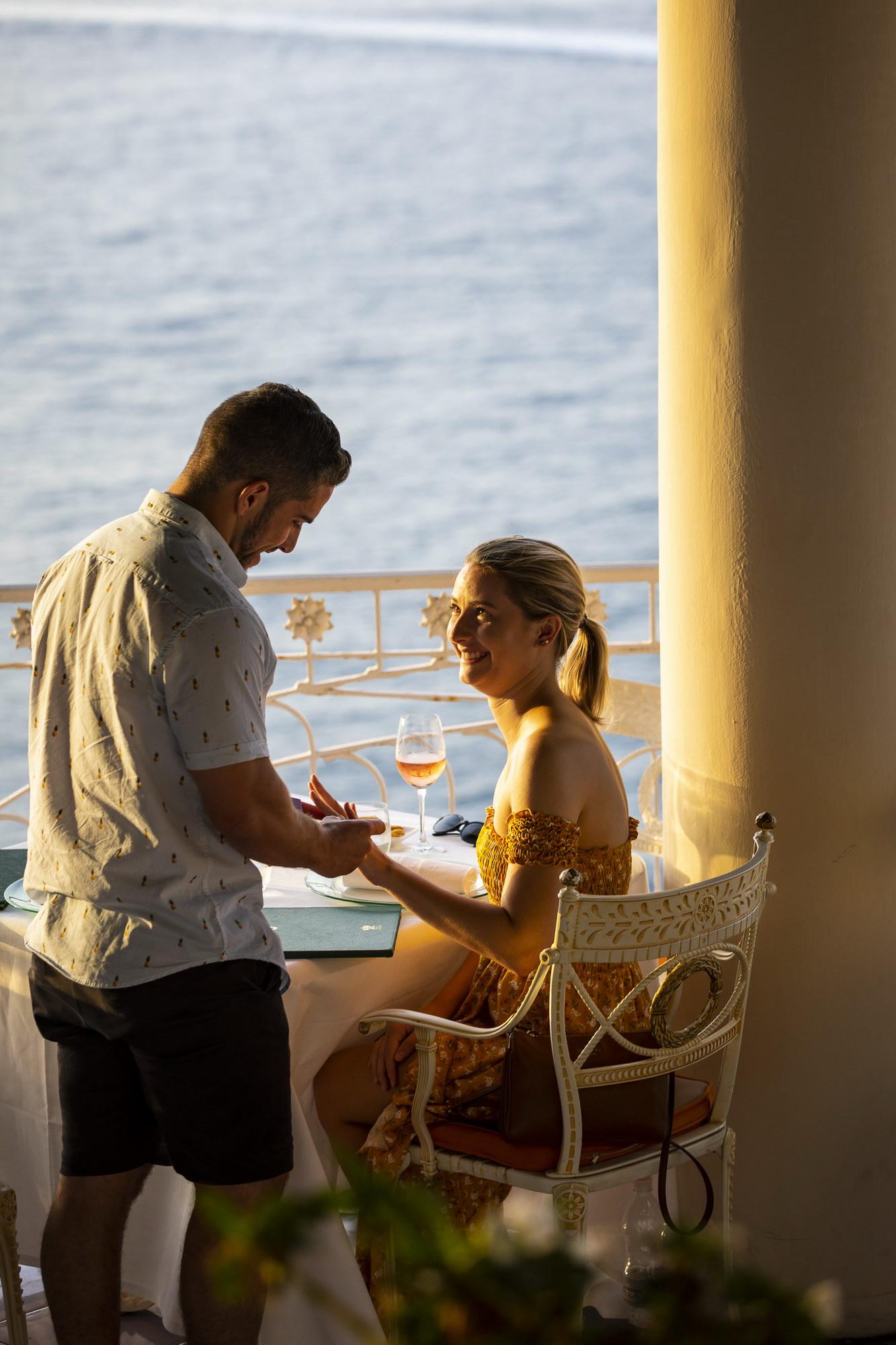 Seaside Engagement in Sorrento Andrea Matone07
