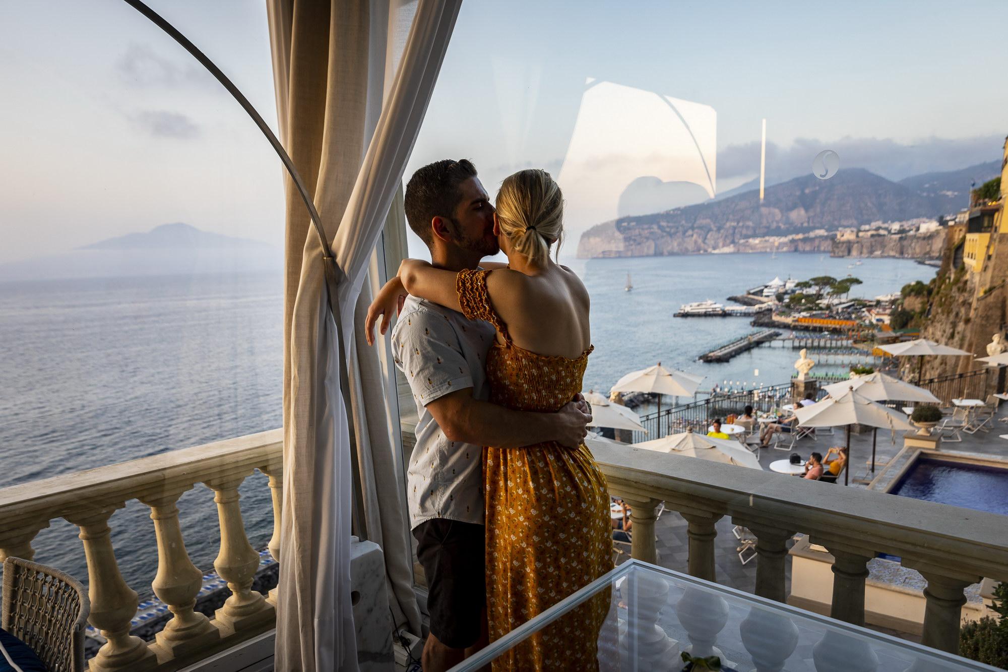 Seaside Engagement in Sorrento Andrea Matone14