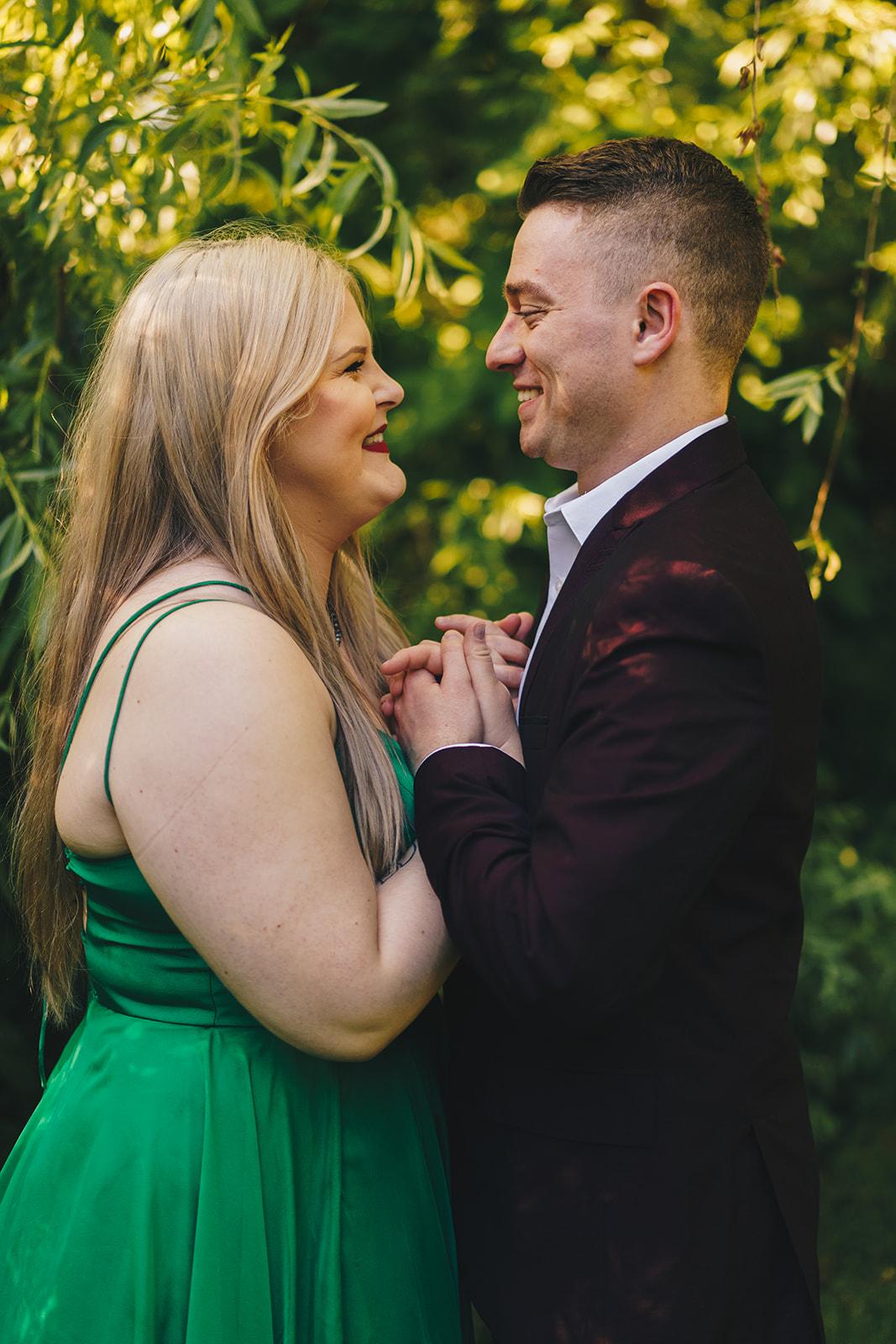 Wesley & Lauren Engagement Session