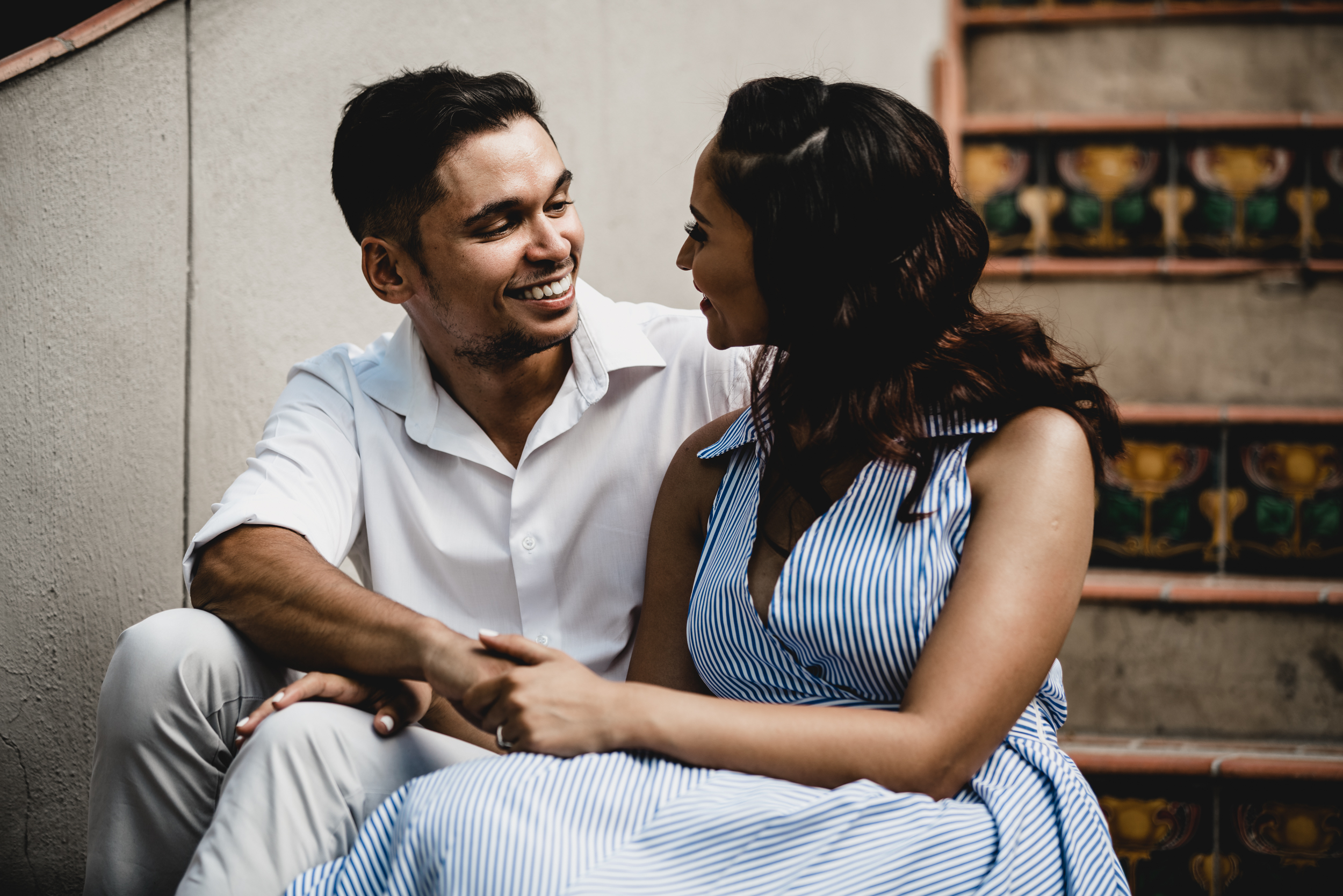 Vintage Chic Engagment Session in Namibia Nifty Studio03