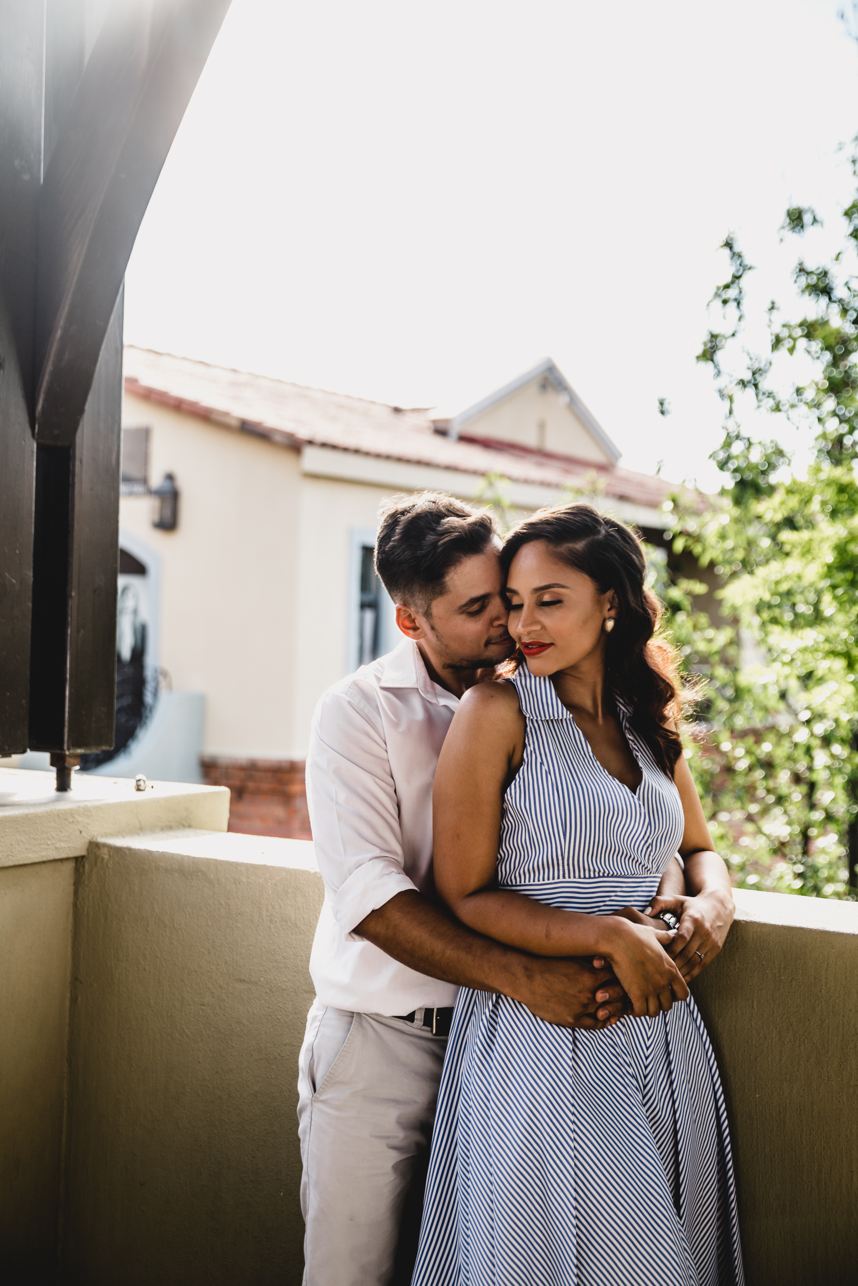 Vintage Chic Engagment Session in Namibia Nifty Studio05