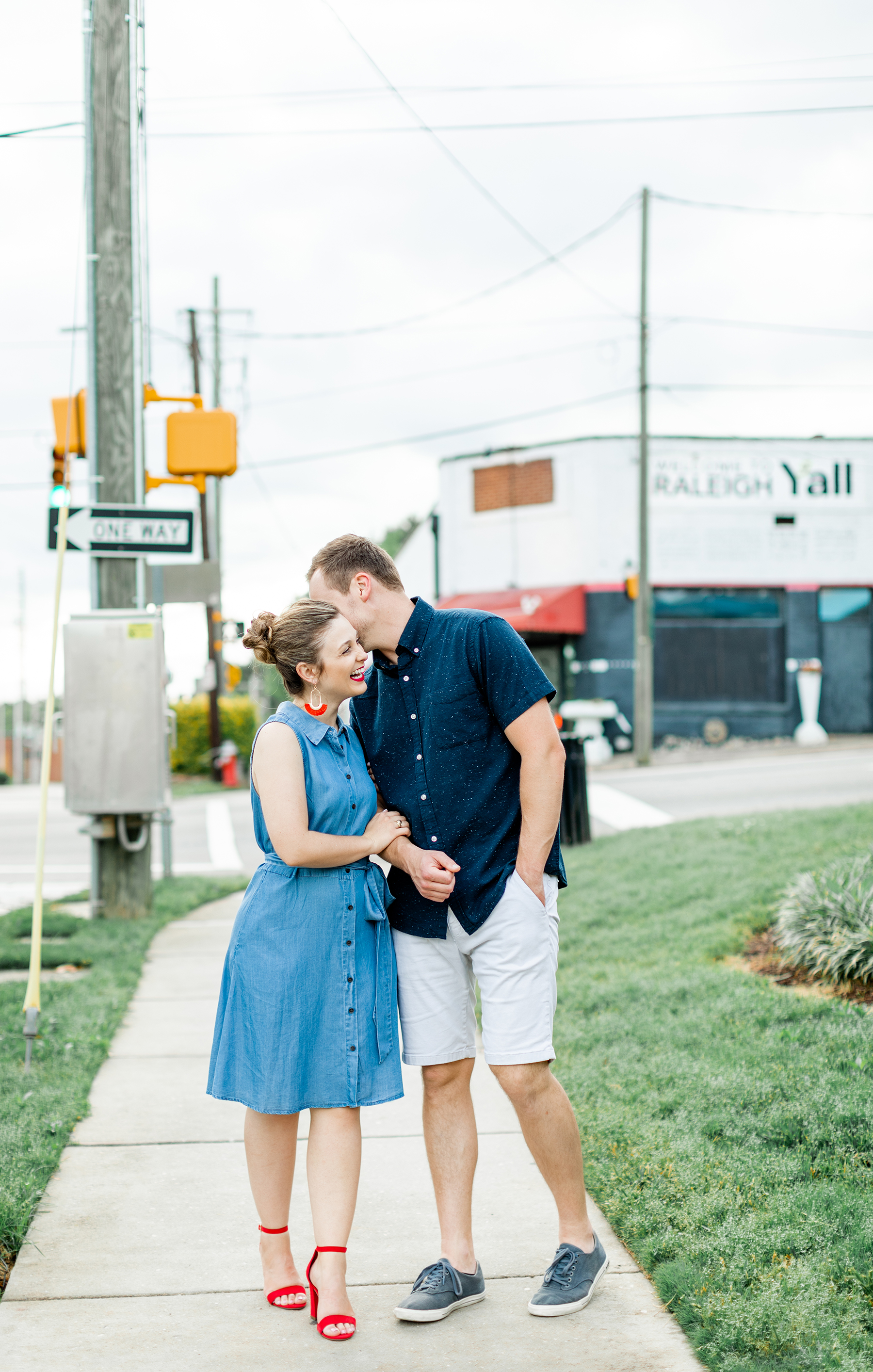 Alluring Raleigh Engagement Session Alina Ligia Photography02