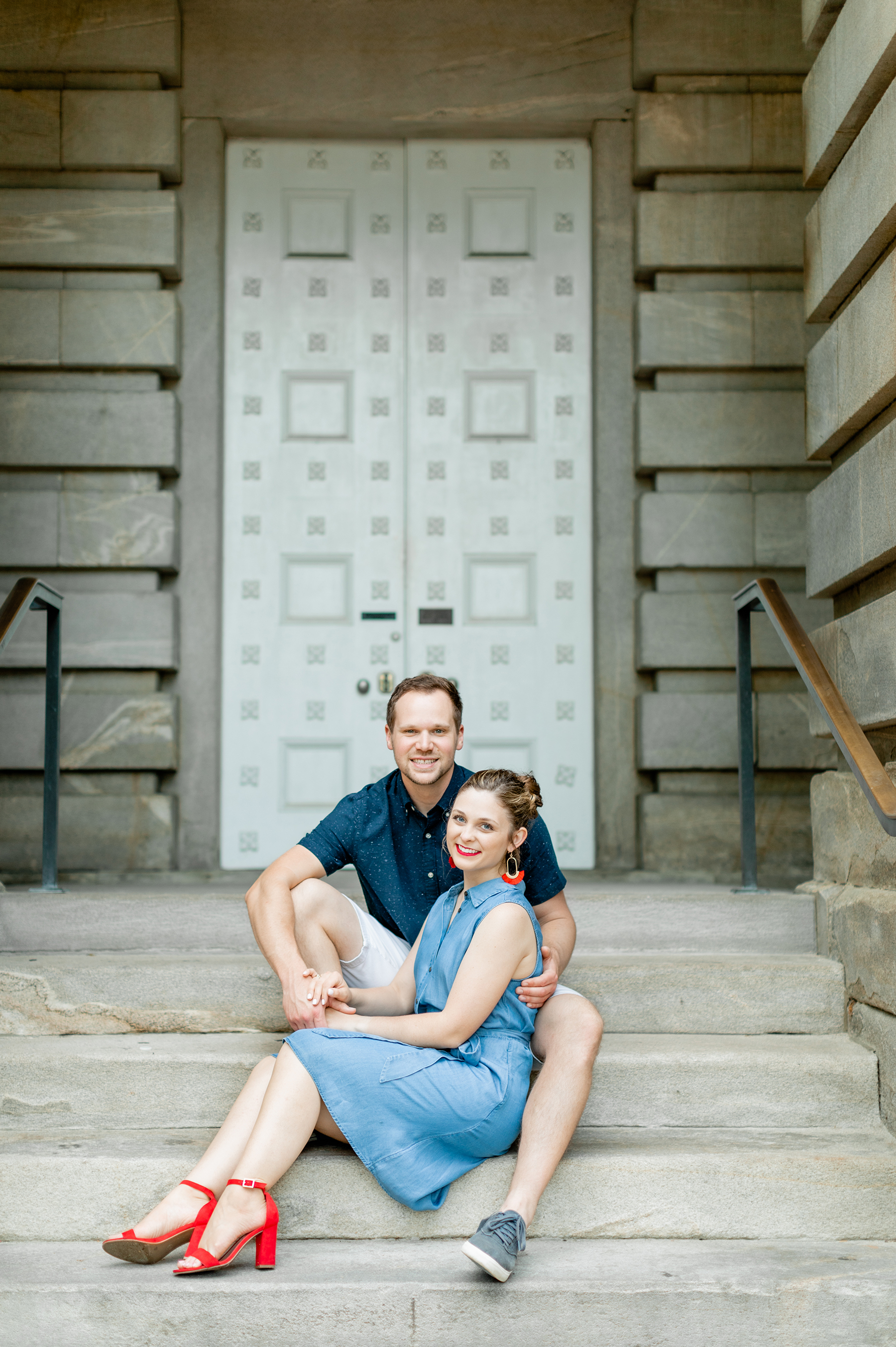 Alluring Raleigh Engagement Session Alina Ligia Photography04