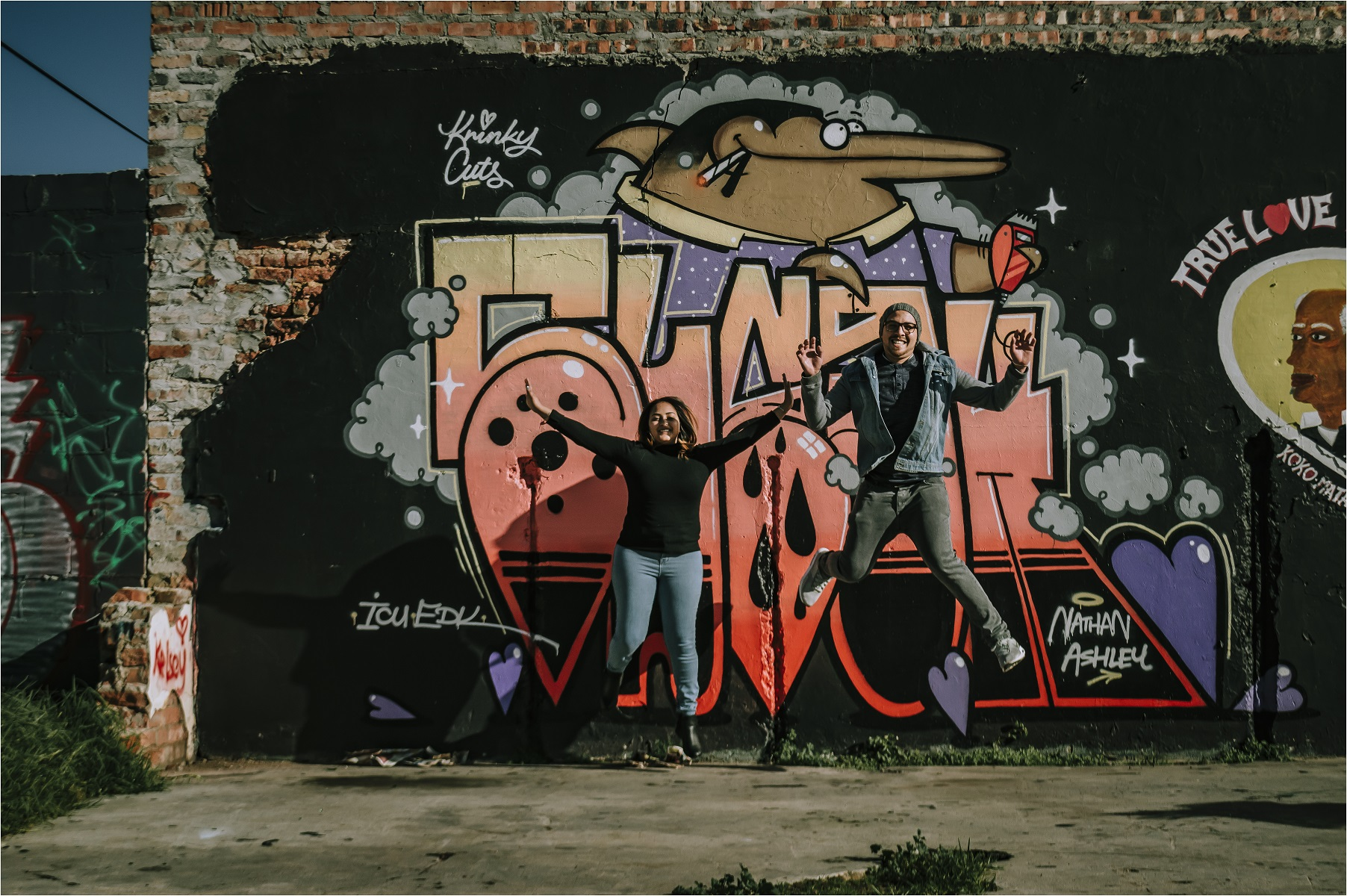 Edgy Cape Town Engagement Session Just Frame Me Photography10