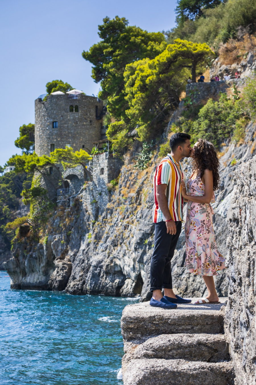 Sweet Positano Beach Proposal Andrea Matone Photography10