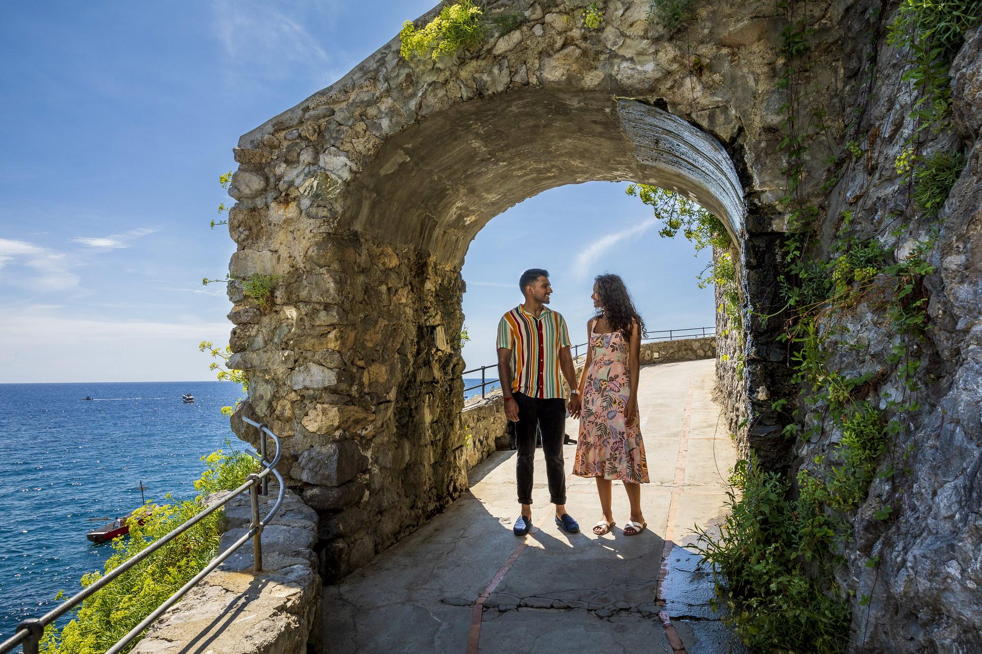 Sweet Positano Beach Proposal Andrea Matone Photography13