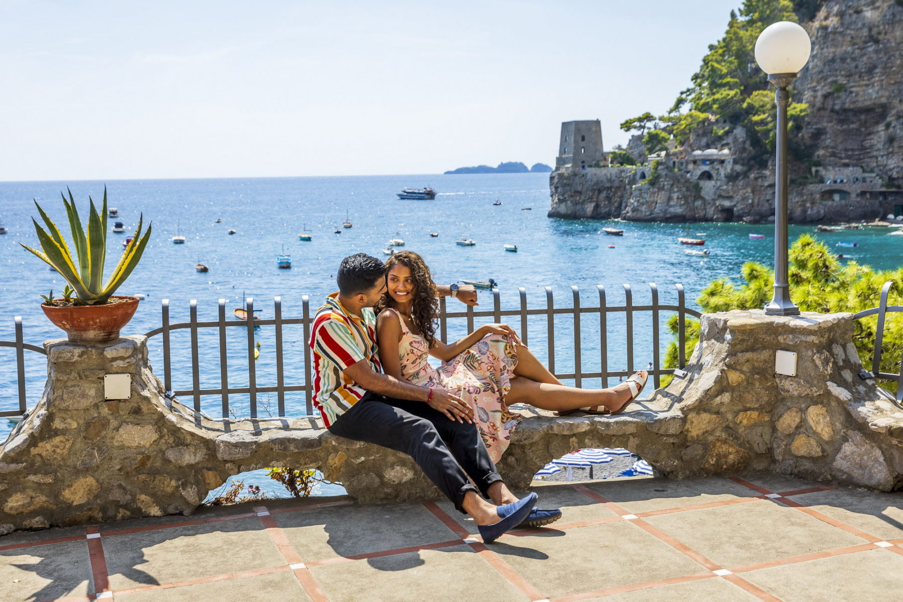 Sweet Positano Beach Proposal Andrea Matone Photography17