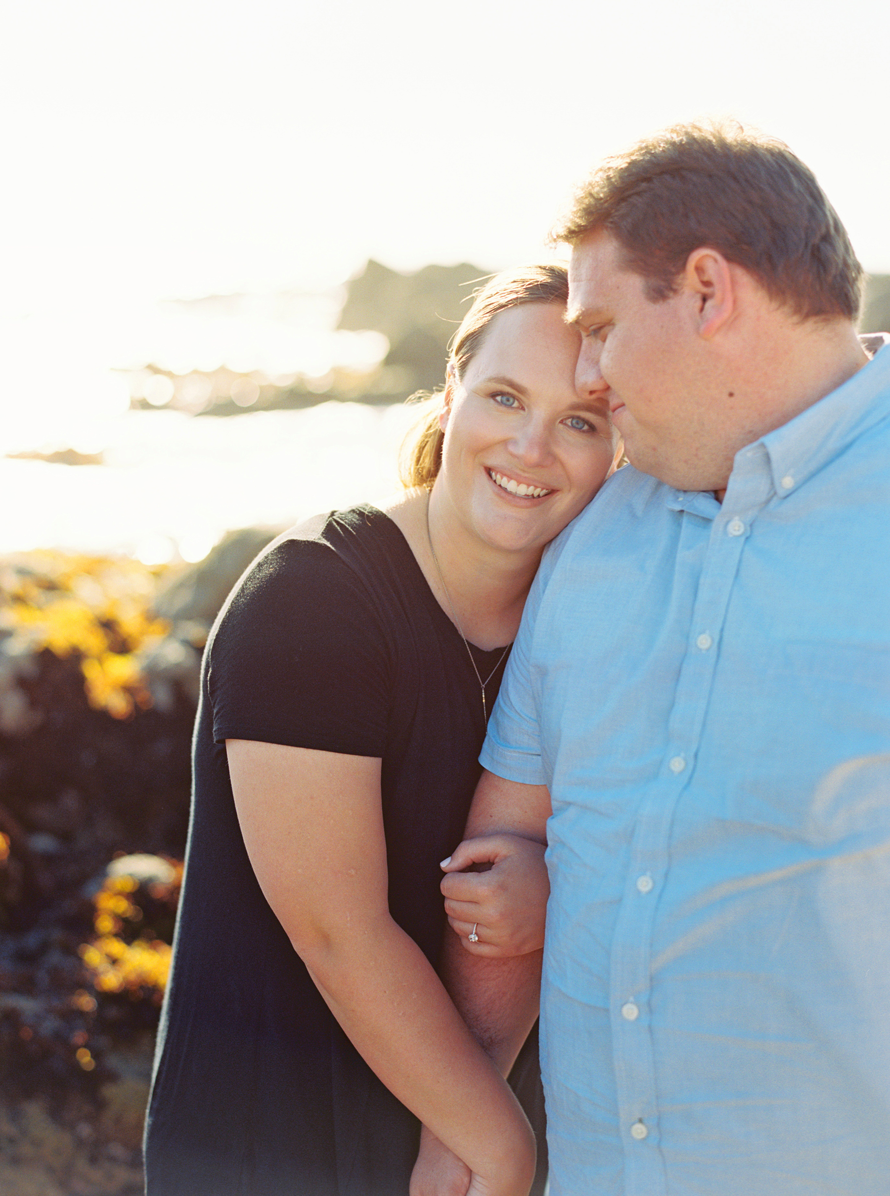 A Golden Hour Engagement Session in Monterey Sarahi Hadden04