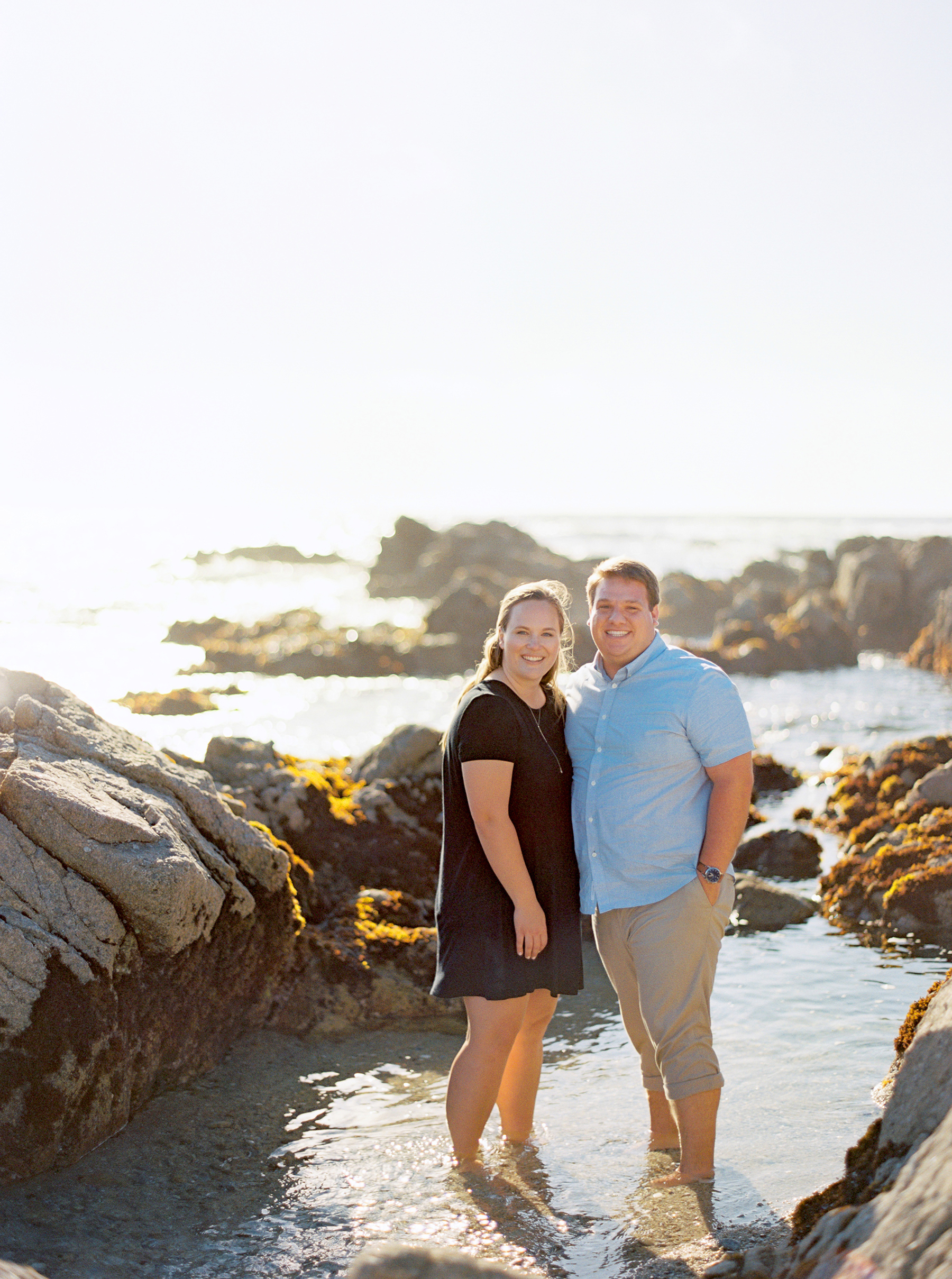 A Golden Hour Engagement Session in Monterey Sarahi Hadden07