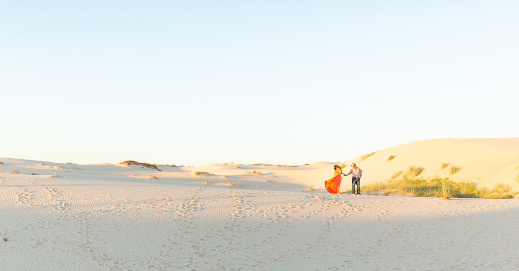 Adventurous Sand Dunes Engagement Session in Texas My Guiding Light Photography09