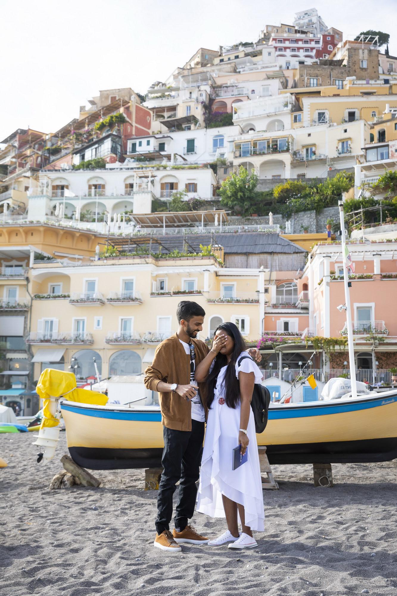 Picture-Perfect Wedding Proposal in Positano Andrea Matone06