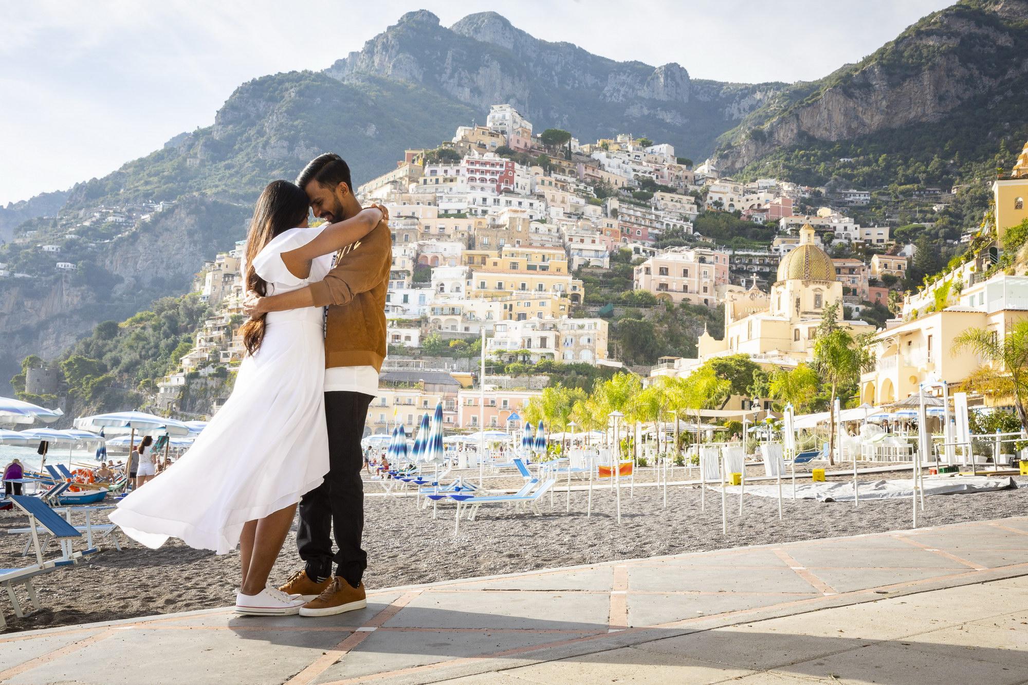 Picture-Perfect Wedding Proposal in Positano Andrea Matone10