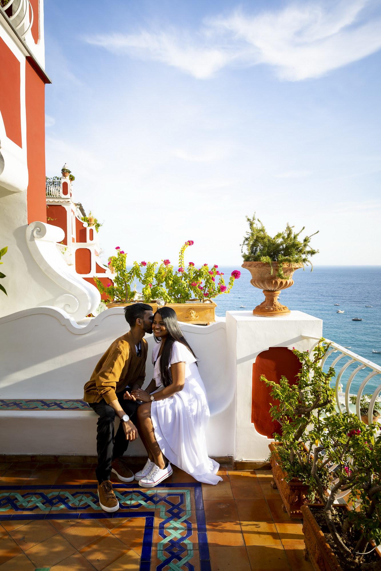 Picture-Perfect Wedding Proposal in Positano Andrea Matone13