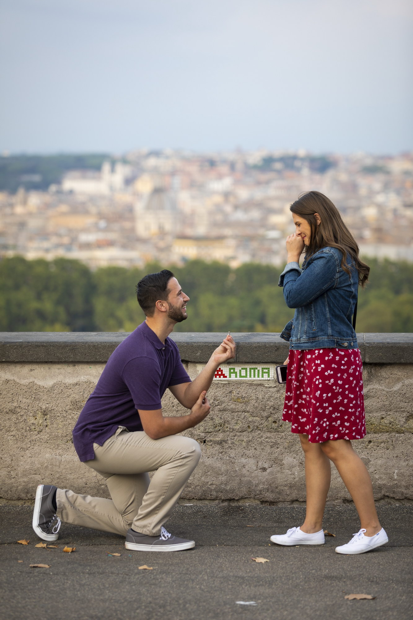 Roman Wedding Proposal With a View Andrea Matone01