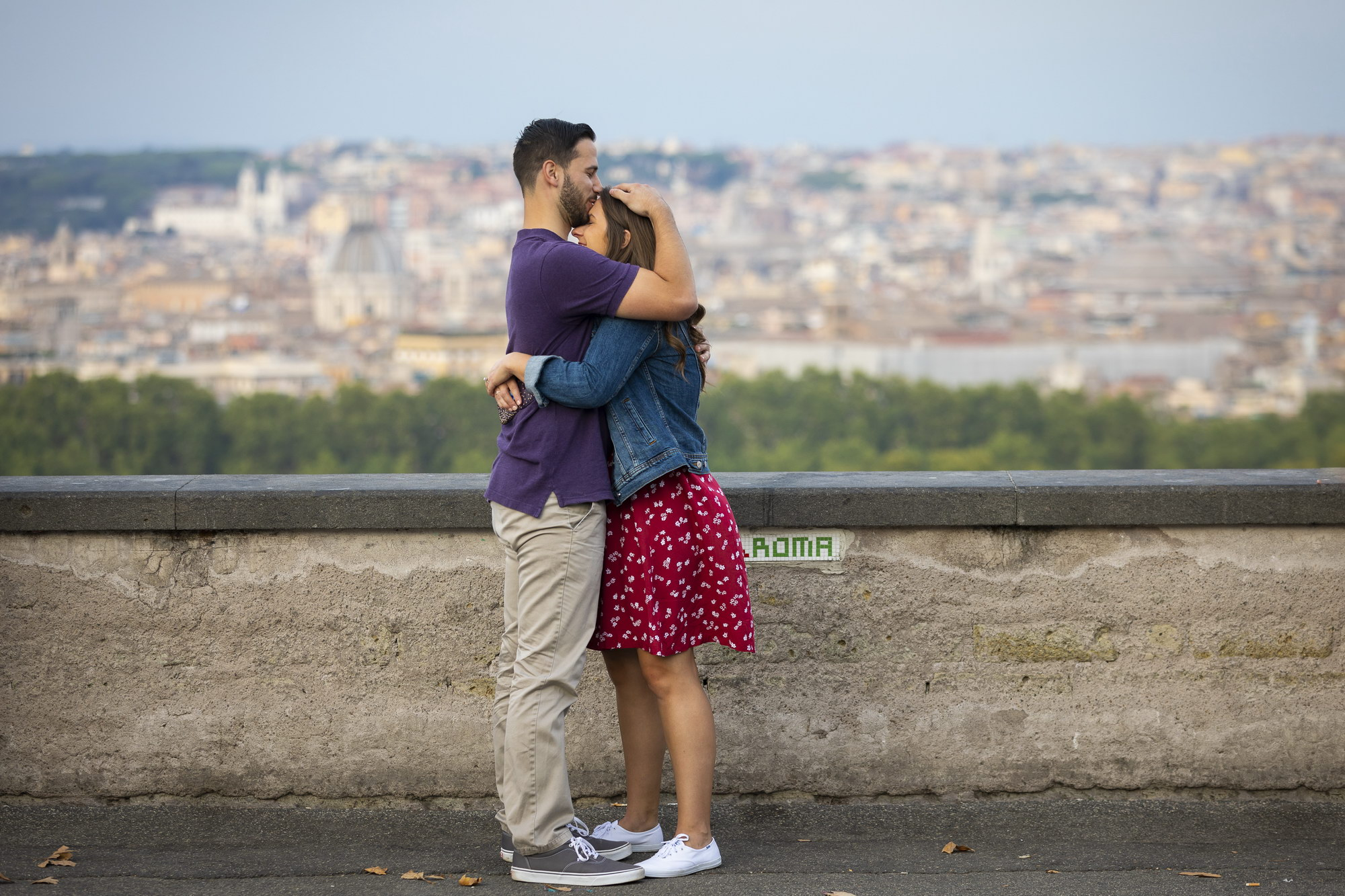 Roman Wedding Proposal With a View Andrea Matone03