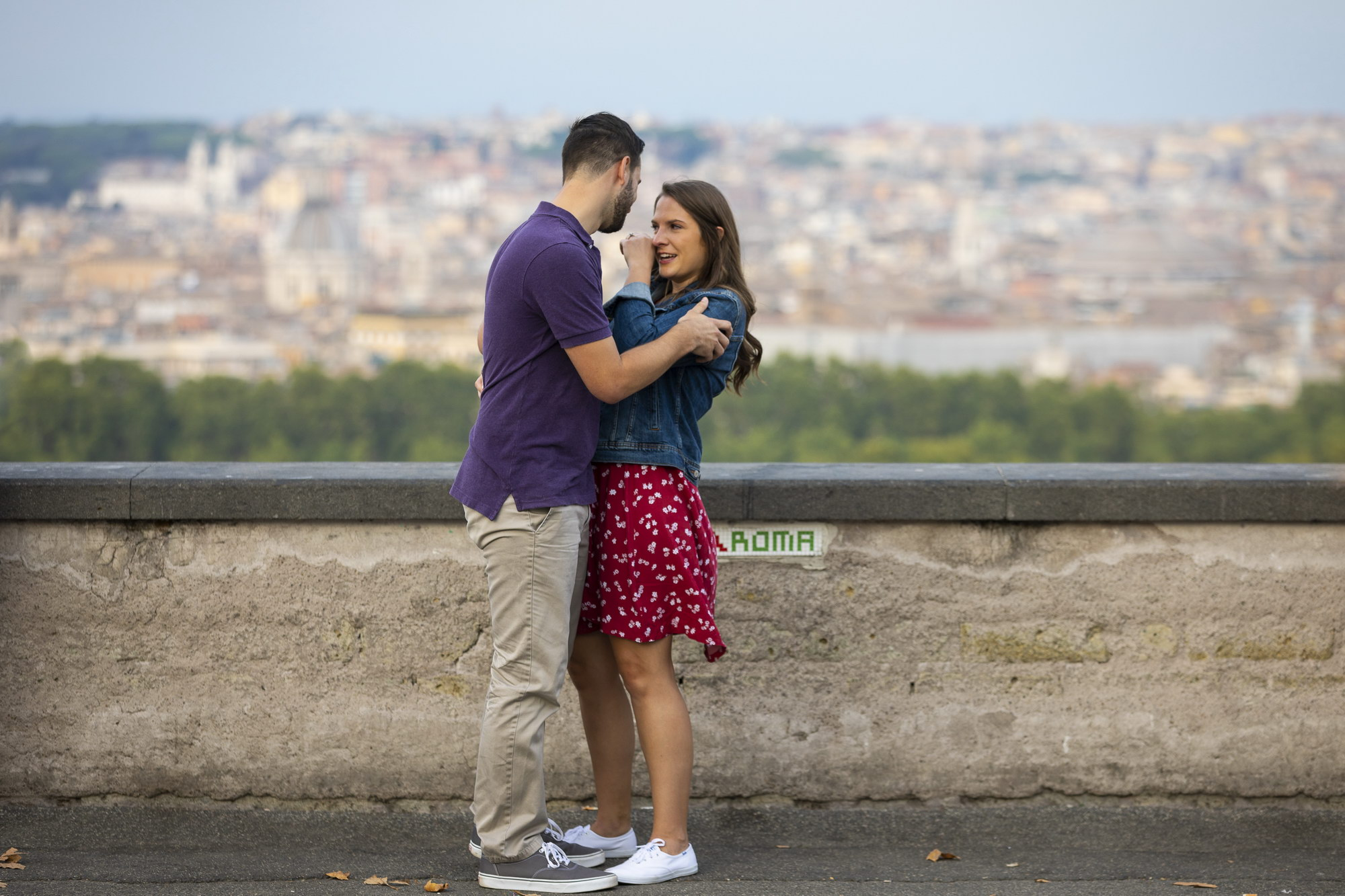 Roman Wedding Proposal With a View Andrea Matone04