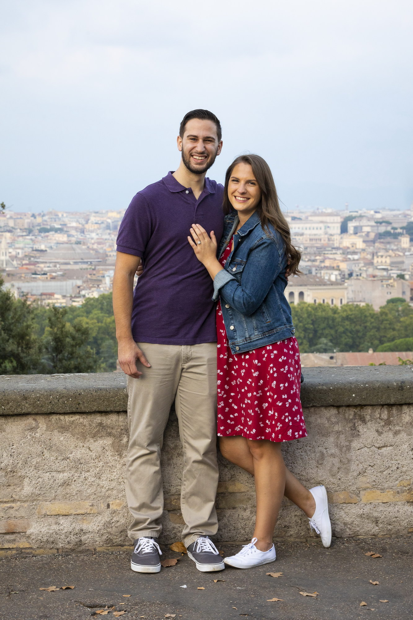 Roman Wedding Proposal With a View Andrea Matone05