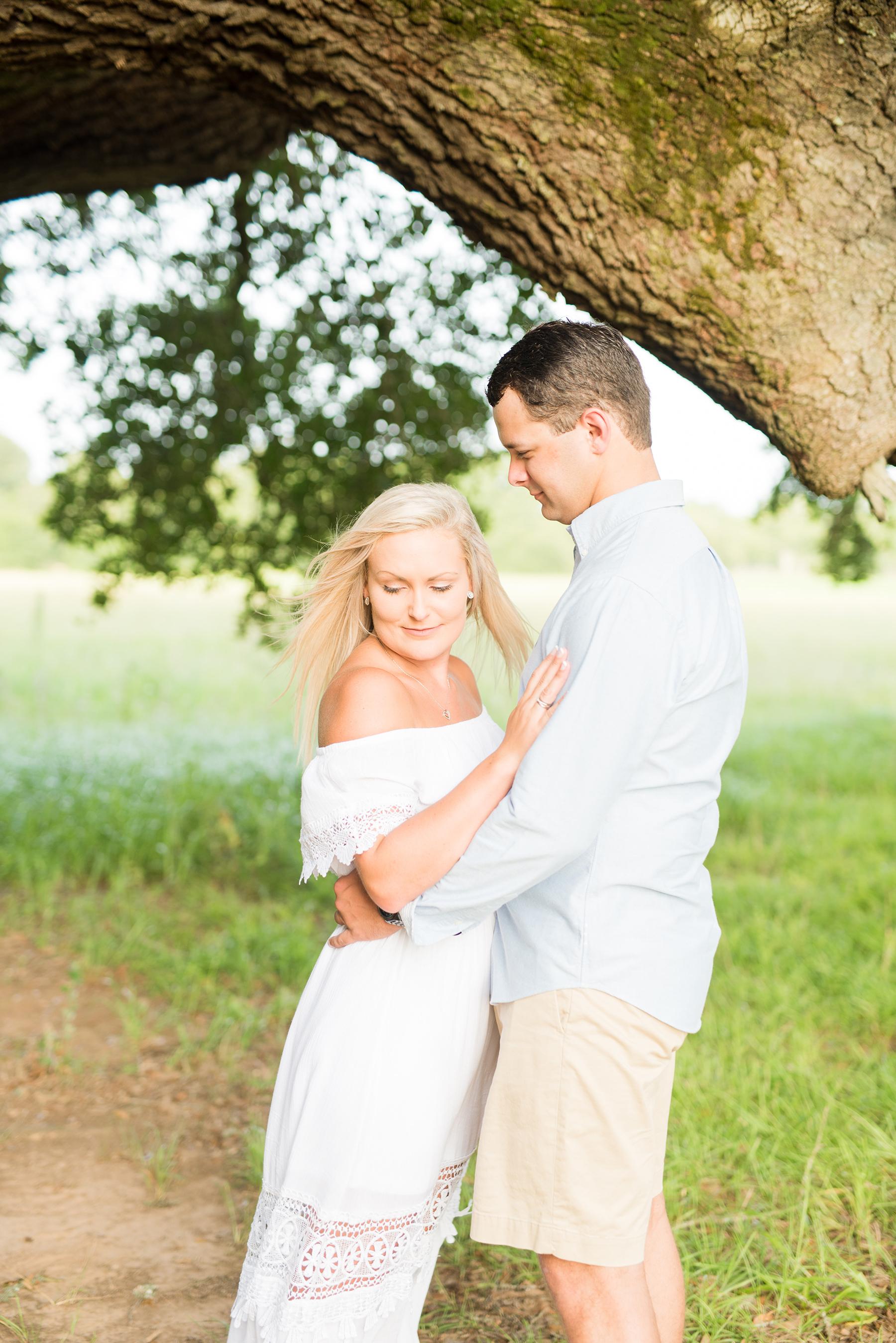 Leighton + Landon's Engagement Portraits