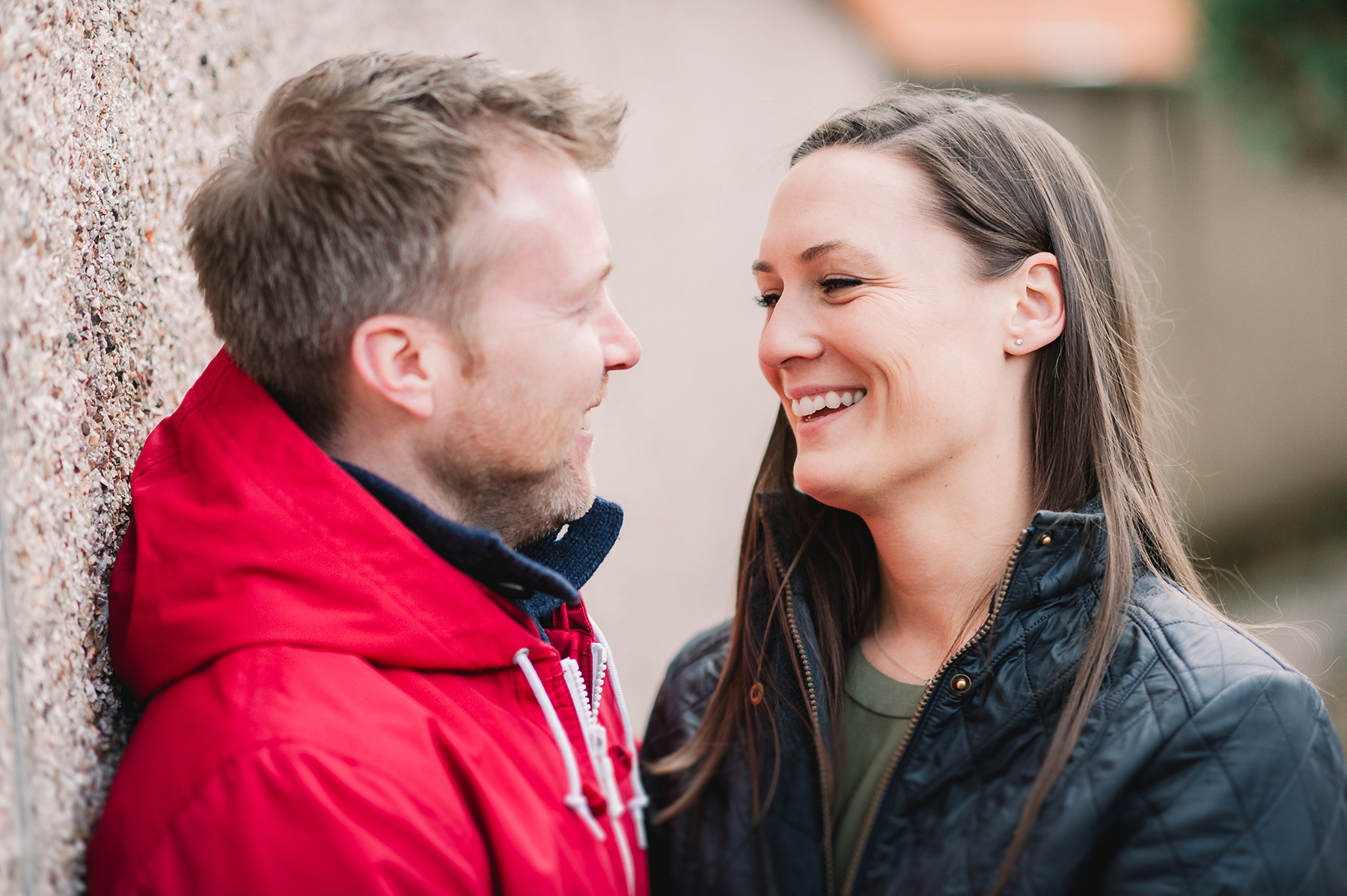 Homey Woodland Engagement Session in Manchester Gary Anderson03