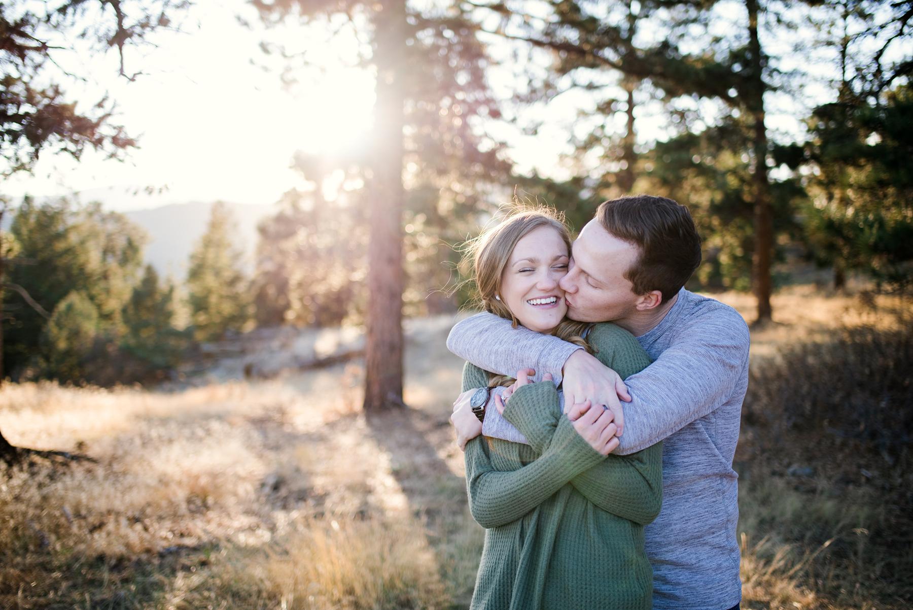Serene Mountainside Engagement Session in Denver Molly Margaret Photography07