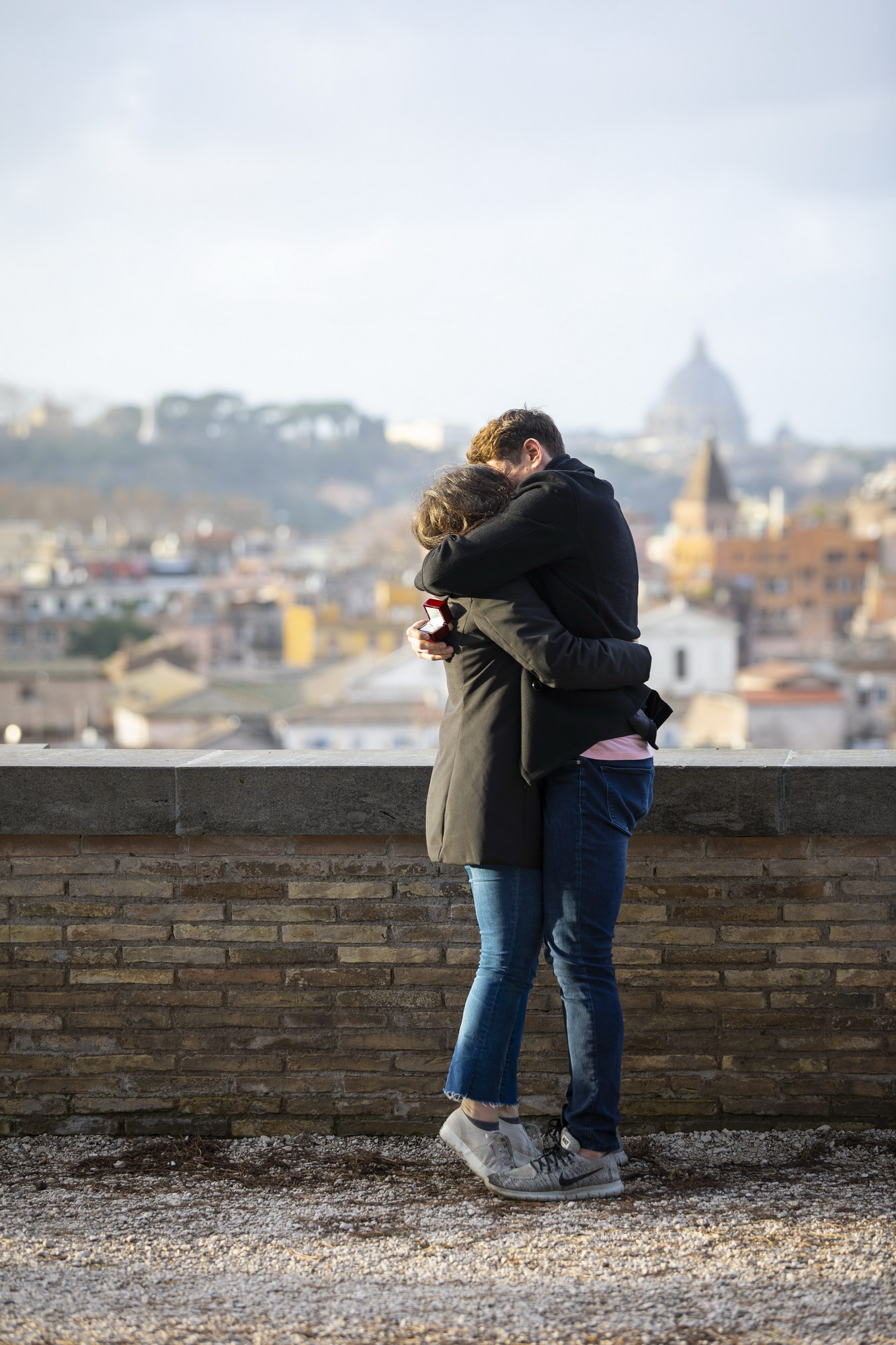 Christmas Engagement Proposal in Rome Andrea Matone02