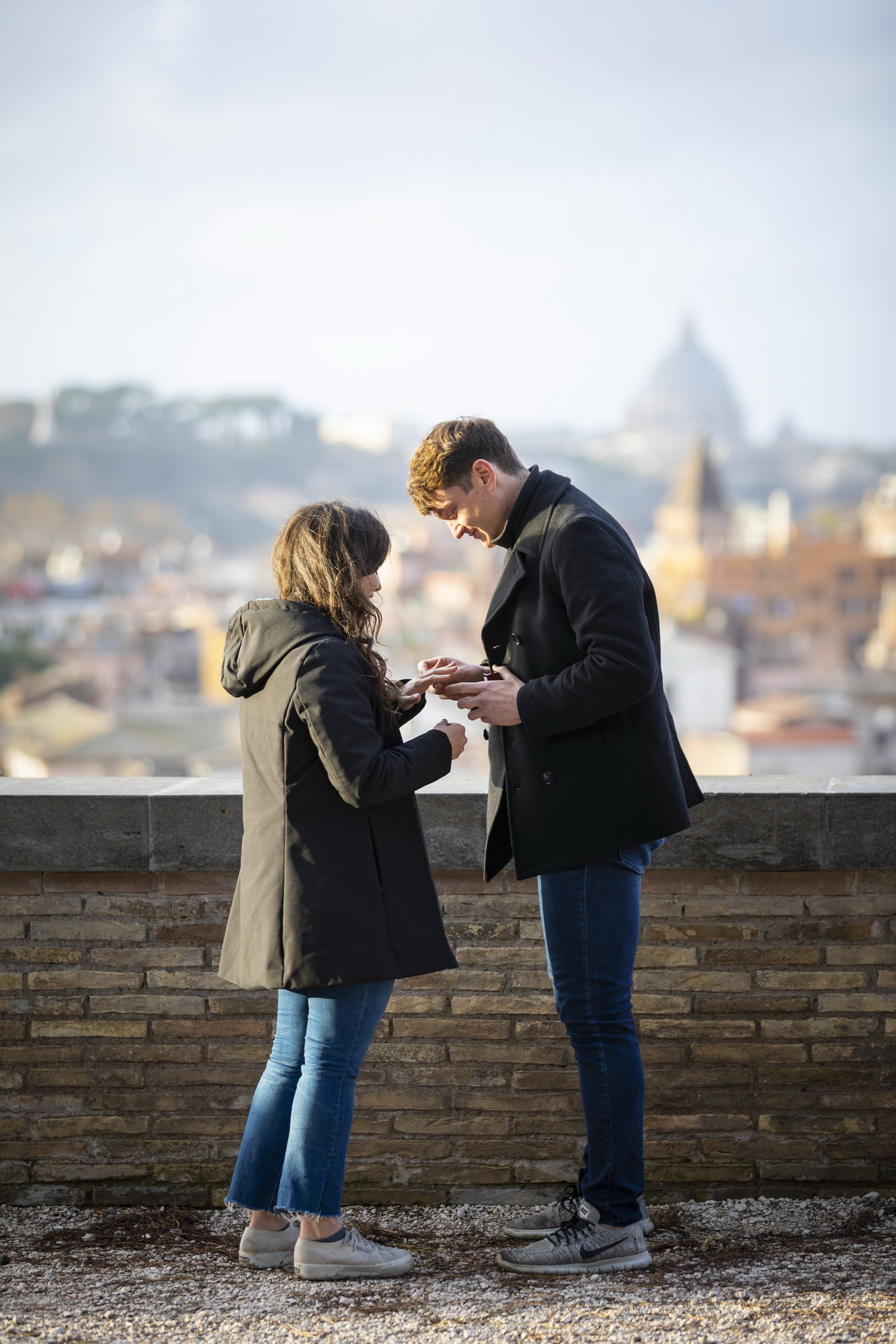 Christmas Engagement Proposal in Rome Andrea Matone03