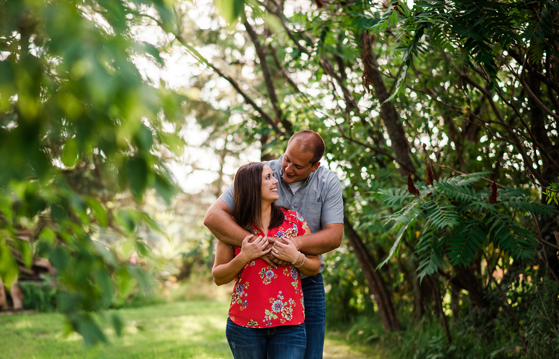 Farmstead Wisconsin Engagement Session Ruxin John Photography02
