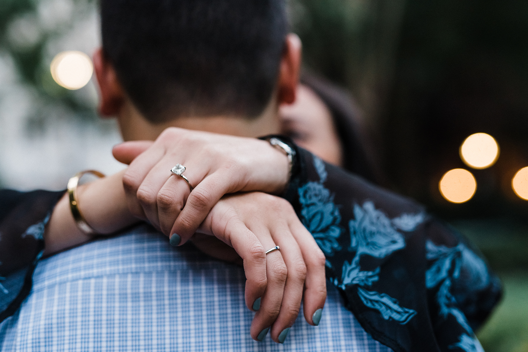 Intimate Gramercy Park Engagement Session in New York City Josie V Photography05
