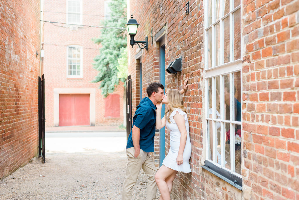 Playful and Relaxed Virginia Engagement Session Sommer Rea Weddings & Portraits49