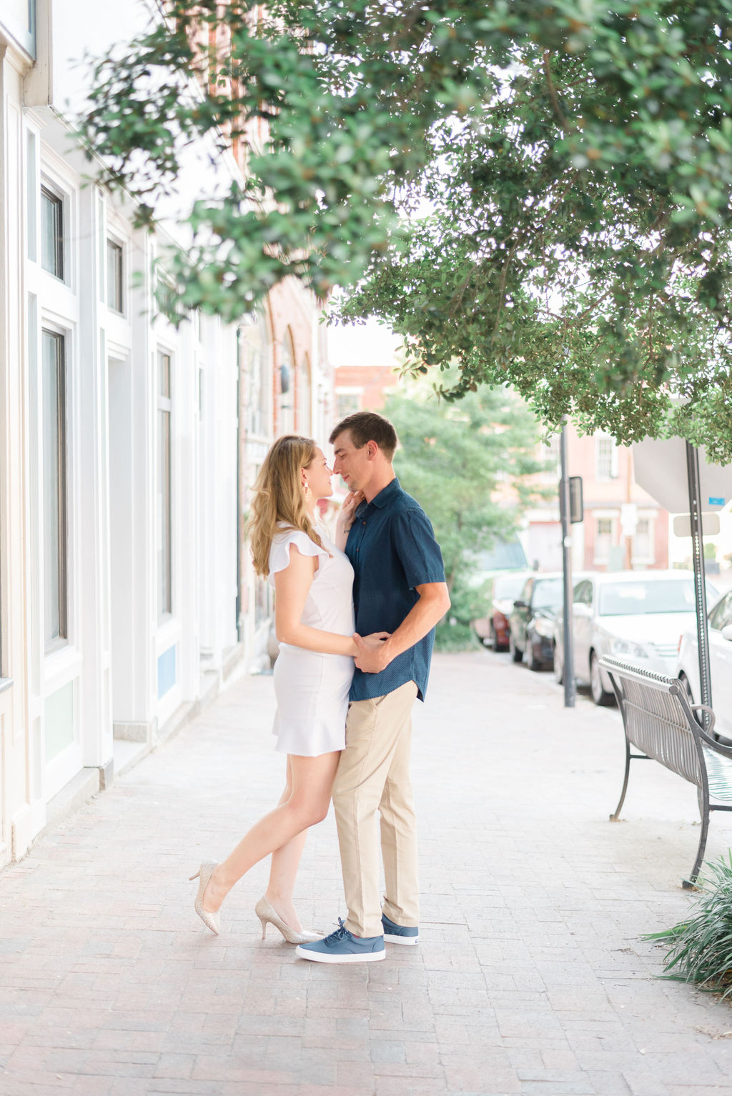 Playful and Relaxed Virginia Engagement Session Sommer Rea Weddings & Portraits52