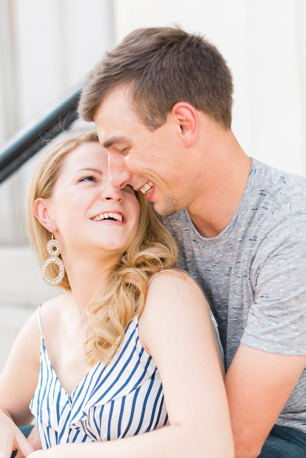 Playful and Relaxed Virginia Engagement Session Sommer Rea Weddings & Portraits59