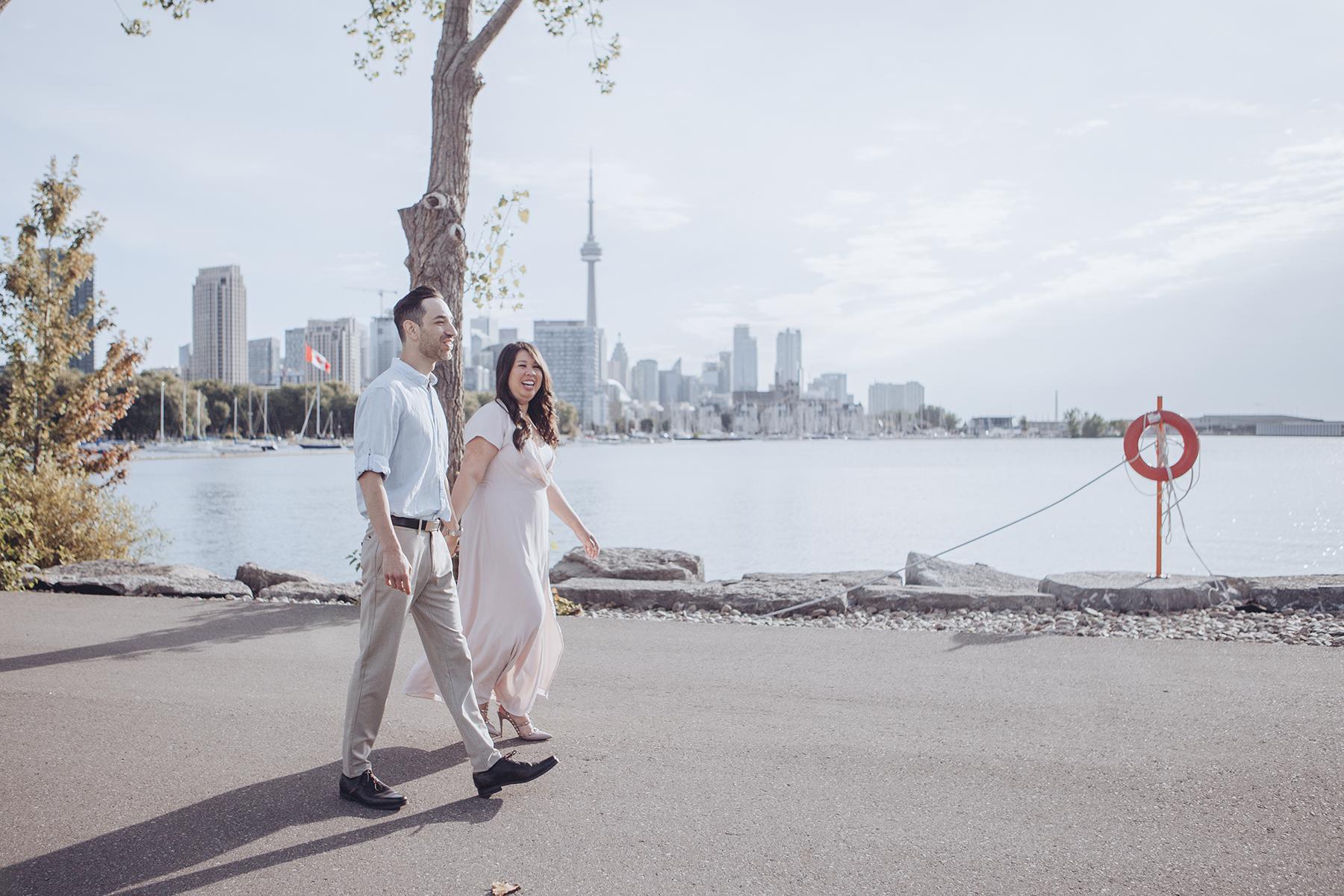 Trillium Park Engagement Session in Toronto Lisa Vigliotta Photography03