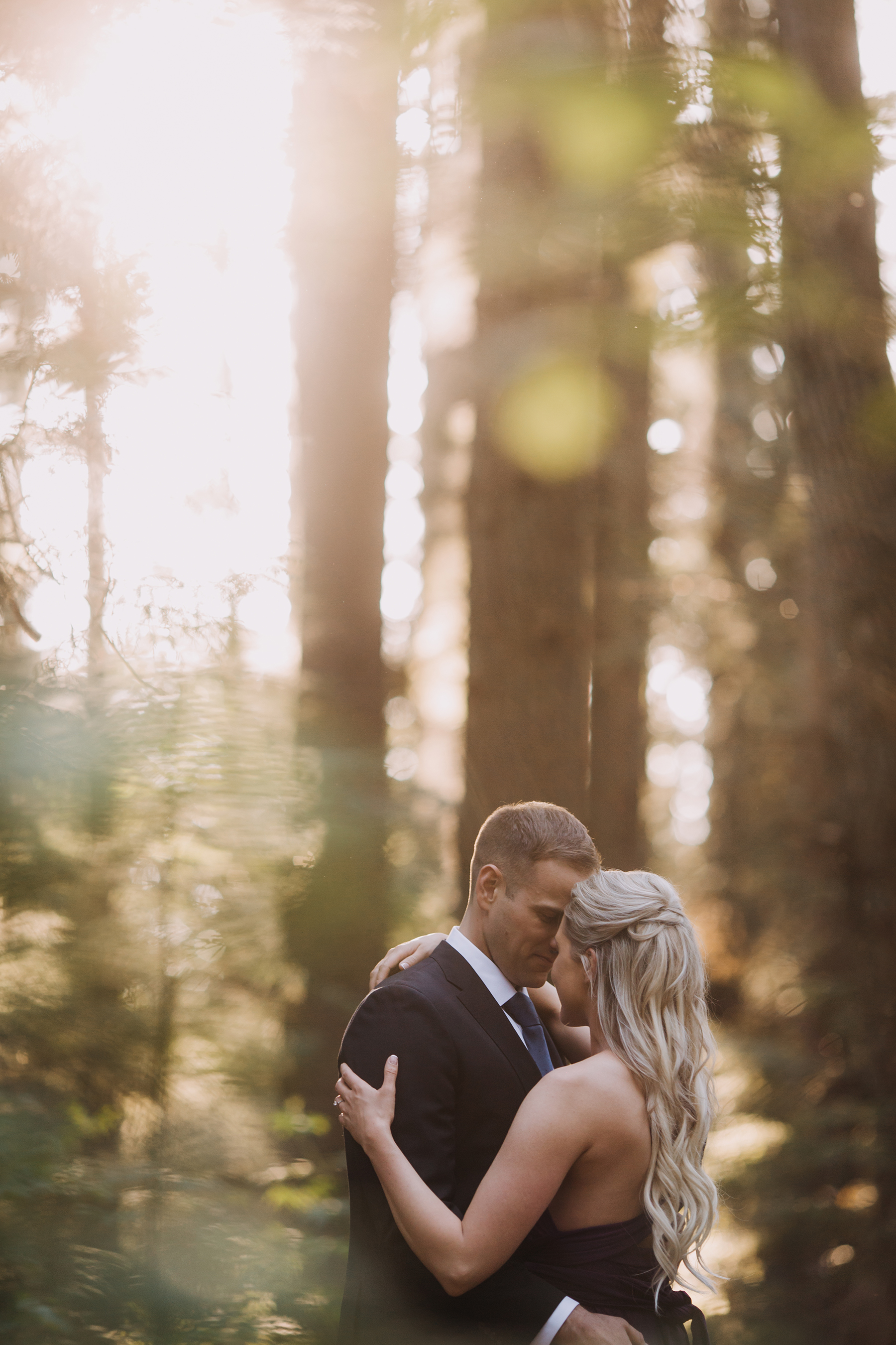 Woodsy and Coastal Engagement Session in Vancouver Karizma Photography03