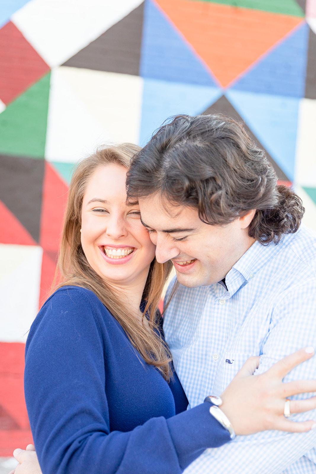 Sam + Meredith Engagement