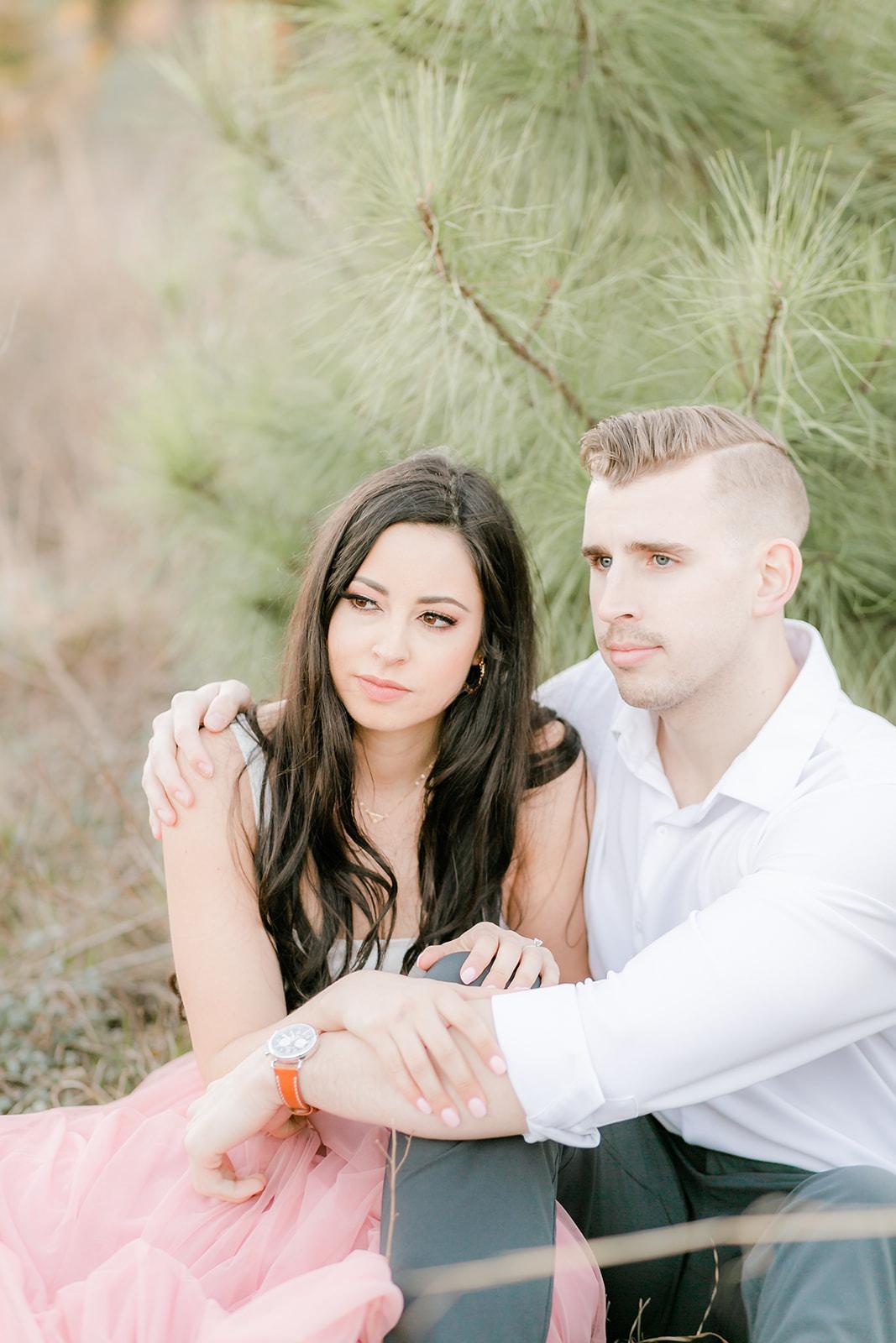 Aisle Society- Alex + Patton's Engagement