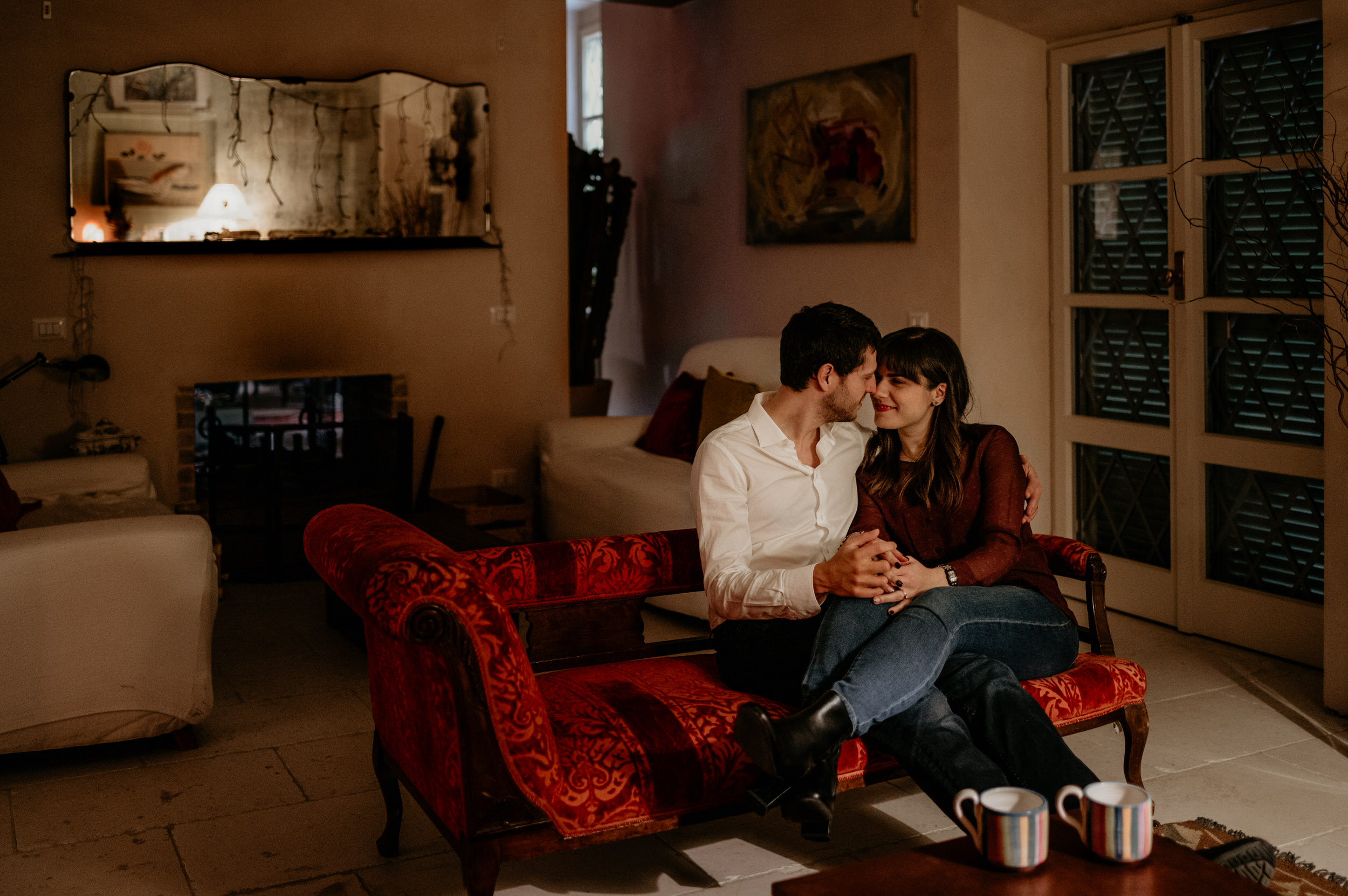 Romantic and Relaxed Couple's Session in Rome Istanti Senza Tempo03