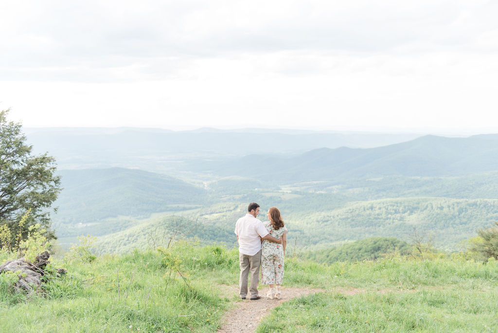 Shenandoah National Park Engagement Session Emily Alyssa Photography01