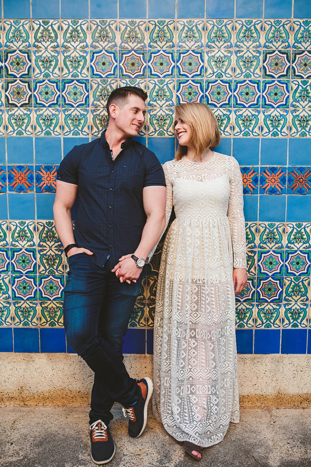 Brandon + Stephanie